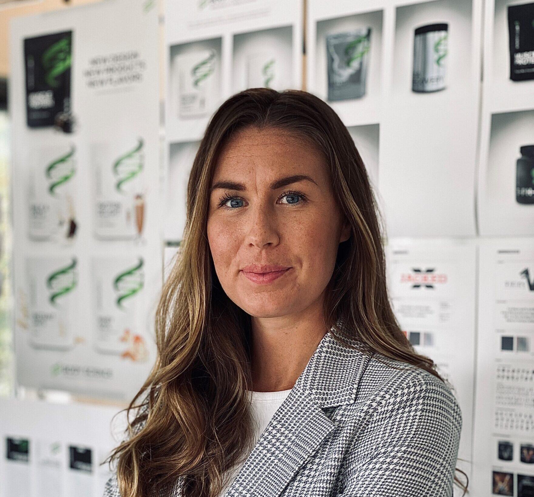 Emma Carlson årets marknadsförare